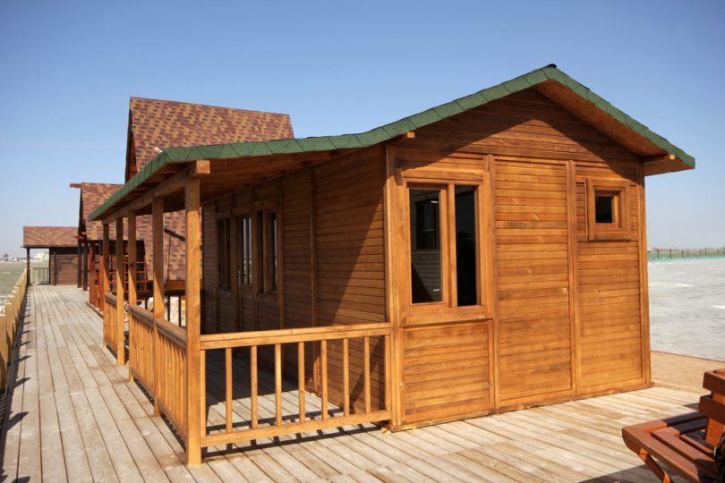 Case prefabbricate in legno