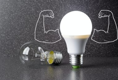 Risparmiare con l'illuminazione a led