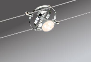 Illuminazione su cavi
